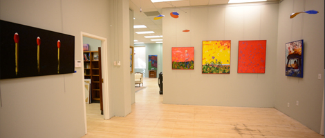 Gallery Opens November 29th!