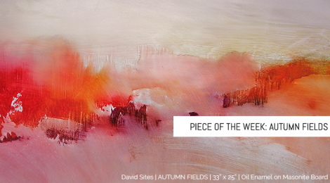 "Piece of the Week: ""Autumn Fields"""