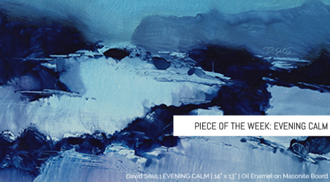 Piece of the Week: Evening Calm