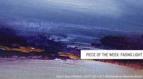 Piece of the Week: Fading Light