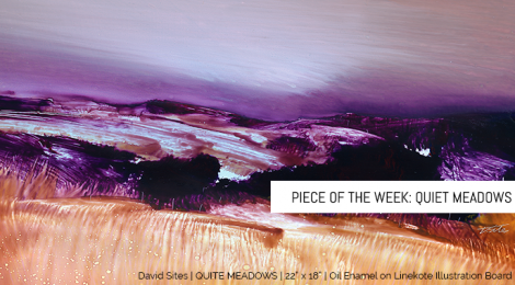 "Piece of the Week: ""Quiet Meadows"""