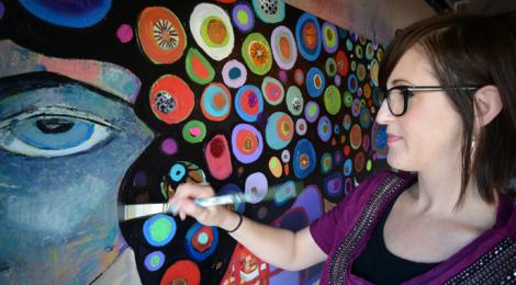 SEAD Welcomes Artist, Jennifer Christy!