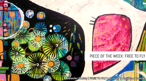 Piece of the Week: Free to Fly
