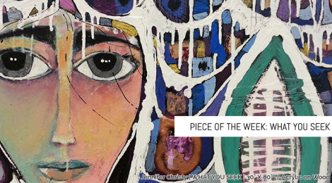 Piece of the Week: What you Seek