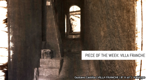 Piece of the Week: Villa Franche