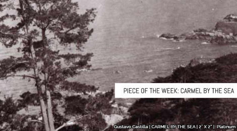 Piece of the Week: Carmel by the Sea