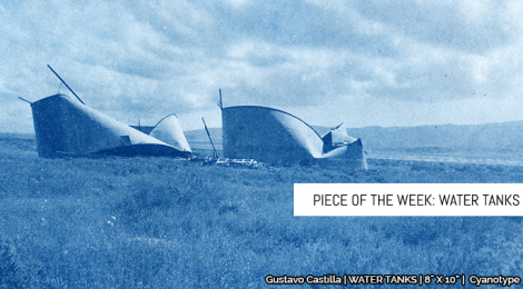 Piece of the Week : Water Tanks