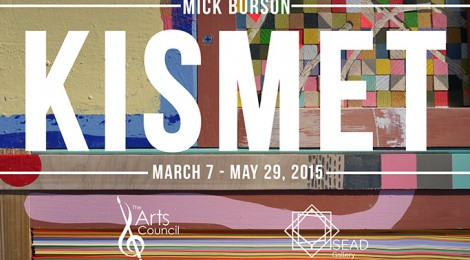New SEAD Gallery Artist: Mick Burson