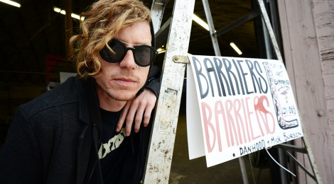 Barriers 2015 - A Pop-Up Art Experience