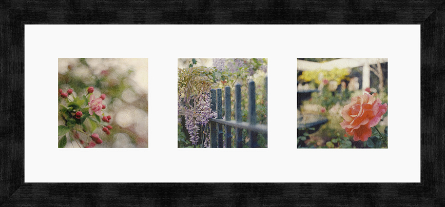 Floral Triptych