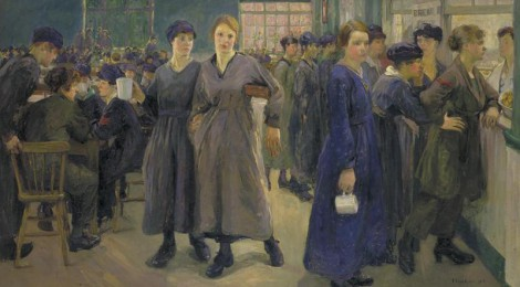 Women's History Month - Honoring Downtown Bryan's Women in Art
