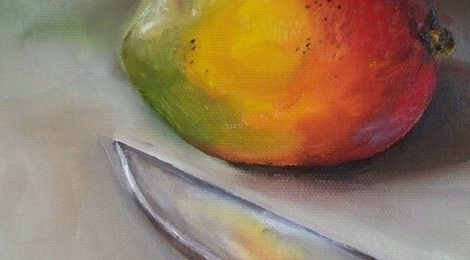 "Piece of the Week: ""Mango"" by Kristine Kainer"