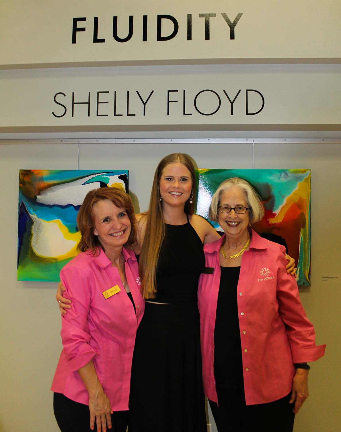 Shelly Floyd + Pink Alliance