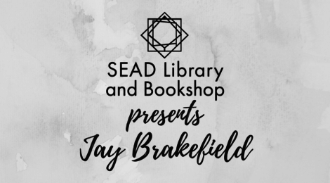 First Ever Author Talk Feat. Jay Brakefield