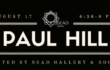 SEAD Hosts Author Paul Hill