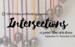 Intersections: a juried fiber art show