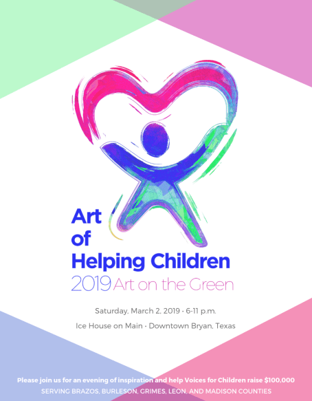Art of Helping Children: Art on the Green