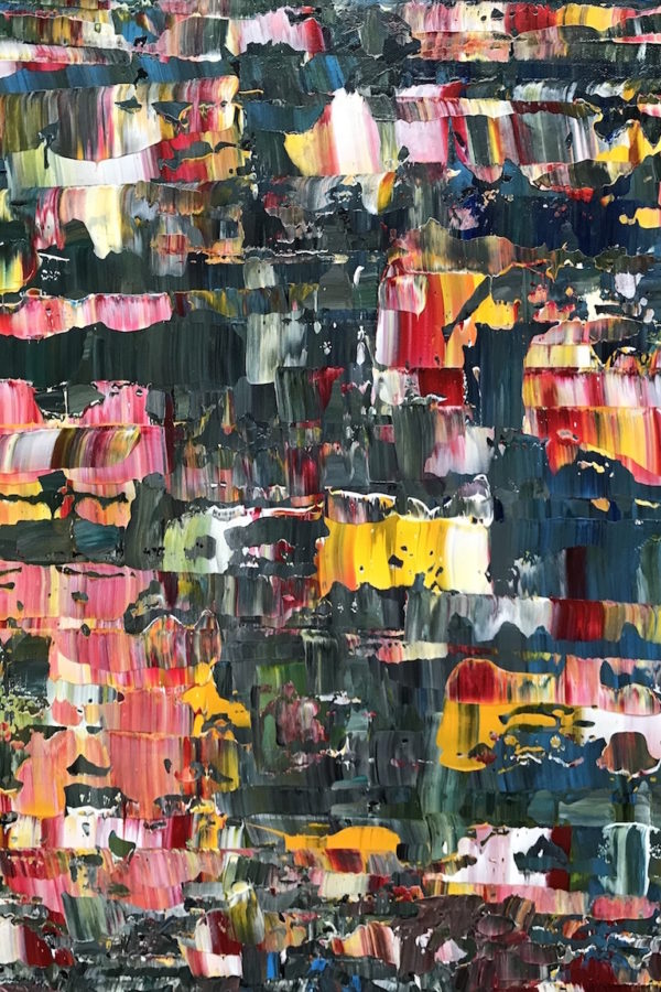 Explore the Mystery of Abstract with John Krajicek