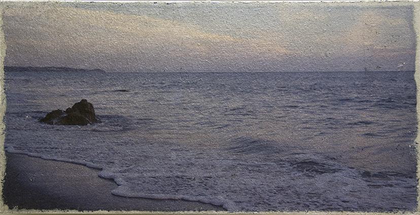 Matador beach on silver