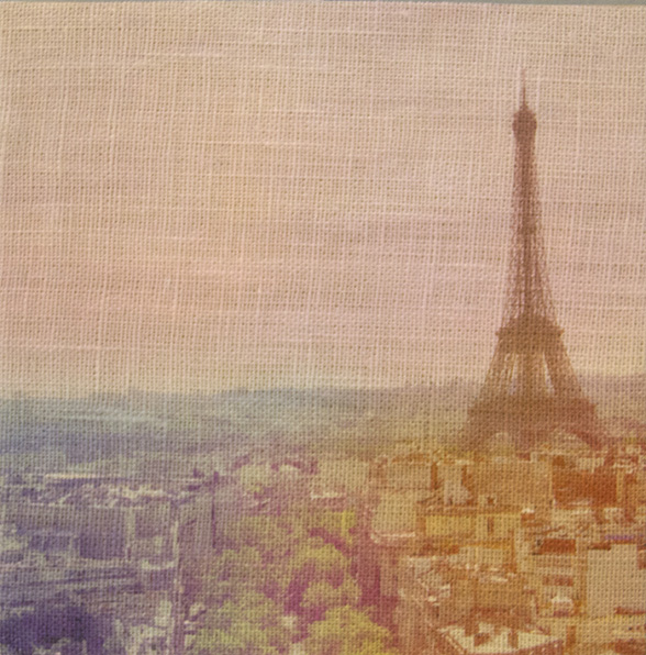 Paris Colorized